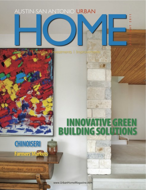 Urban Home Magazine Cover