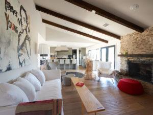 Annex Interior Living After